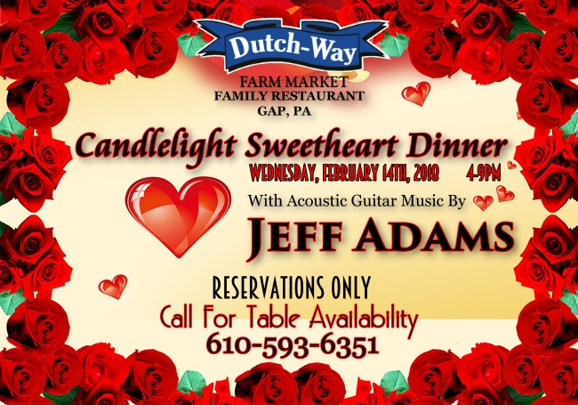 Jeff Adams @ Dutch-Way